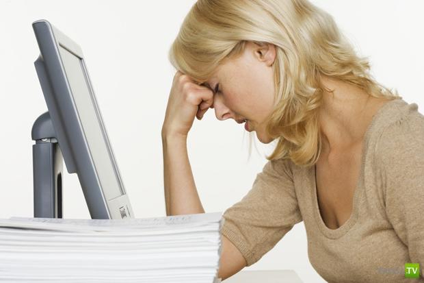 Основные семь способов не заснуть на рабочем месте (7 фото)