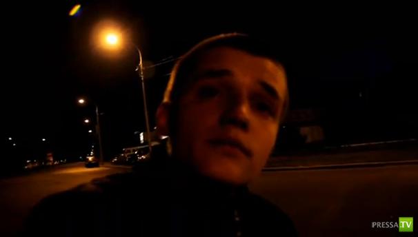 Пьяный скутерист... Почти ДТП в Зеленограде