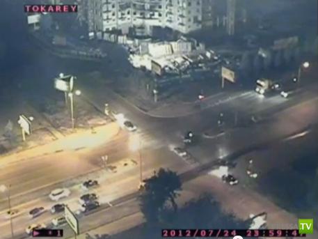 ДТП со смертельным исходом на перекрестке в Екатеринбурге