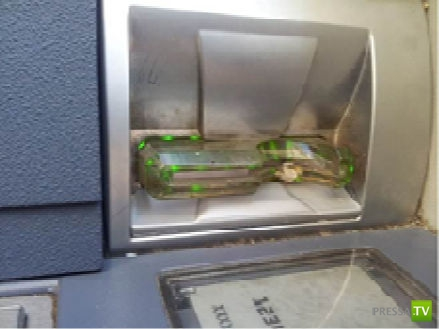 Будьте бдительны: Новые скиммеры для банкоматов невозможно заметить ...(3 фото)