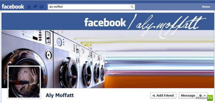 Новые прикольные и креативные обложки в Facebook (16 фото)