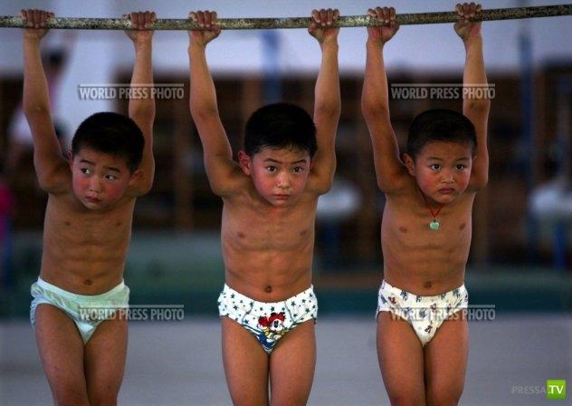 Как воспитывают чемпионов в Китае (38 фото)