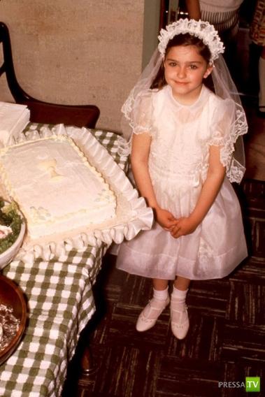 Мадонна в разные годы жизни (30 фото)