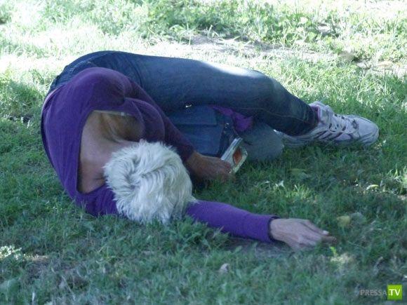 Бриджит Нельсон ушла в запой (12 фото)