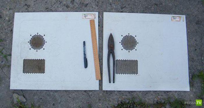 Как сделать  IT-мангал из подручных средств (10 фото)