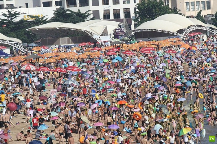 Китайский пляж - лето 2012 (8 фото)