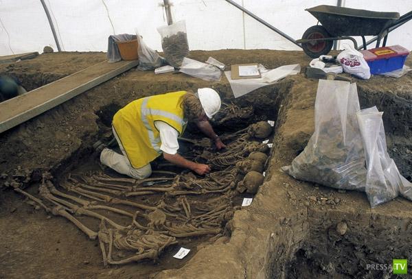 В средневековом Лондоне мор был не из-за чумы...