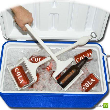 Полезные девайсы для любителей пива (10 фото)