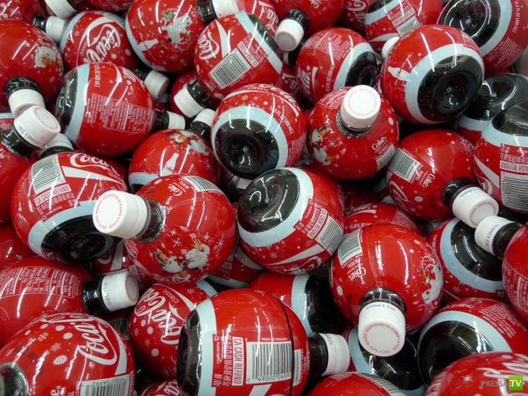 Самое интересное о кока-кола (11 фото)