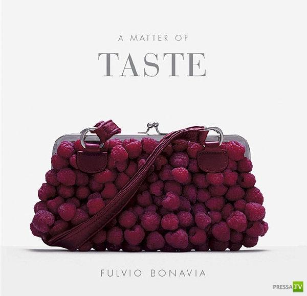 Аппетитная мода от фотографа Fulvio Bonavia и повара Peta Mathias (21 фото)