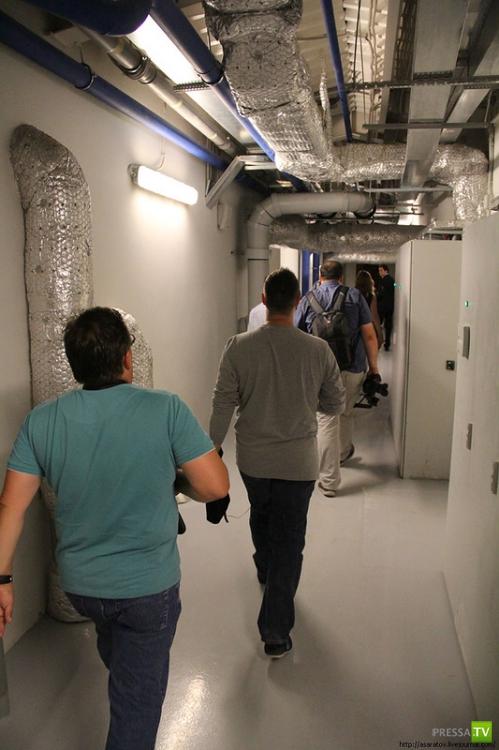 Экскурсия по закрытым залам Эрмитажа ...(41 фото)