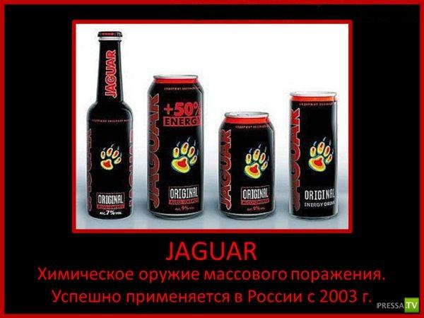 """Вся правда про """"Ягуар"""" (видео)"""