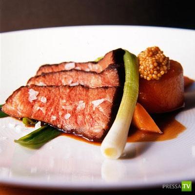 Самые красивые в мире ресторанные блюда (10 фото)