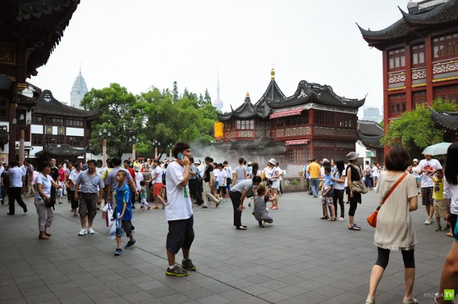 Пара дней в Шанхае (17 фото)