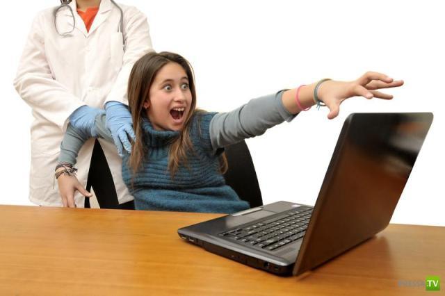 Интернет-зависимость заложена в генах!!!
