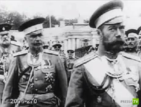 Раритетная запись голоса Государя Императора Николая II на параде лейб-гвардии Гренадерского корпуса в честь дня рождения Государя (видео)