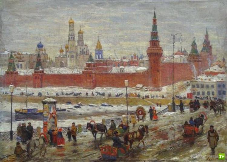 Что думают иностранцы о Москве...