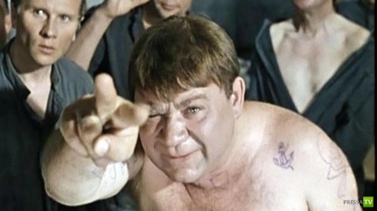 Снят римейк «Джентльменов удачи» с Безруковым в главной роли