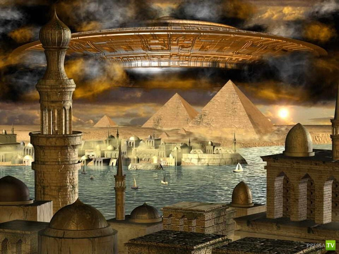 Современная наука и парадоксы древних знаний (3 фото)