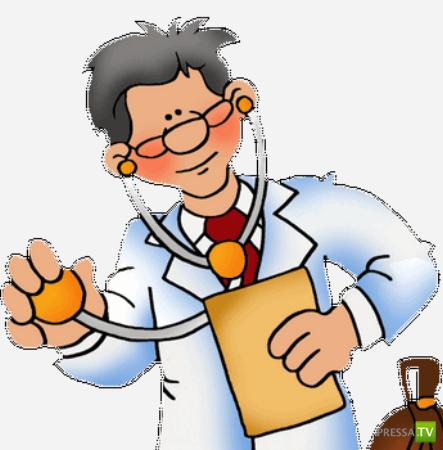 Из жизни молодого доктора...