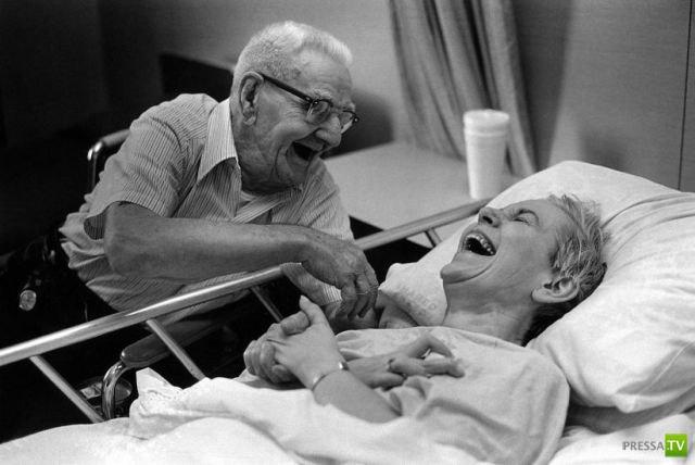 Любовь... Пока смерть не разлучит нас (24 фото)