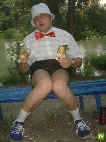 Прикольный парень из социальной сети (13 фото)