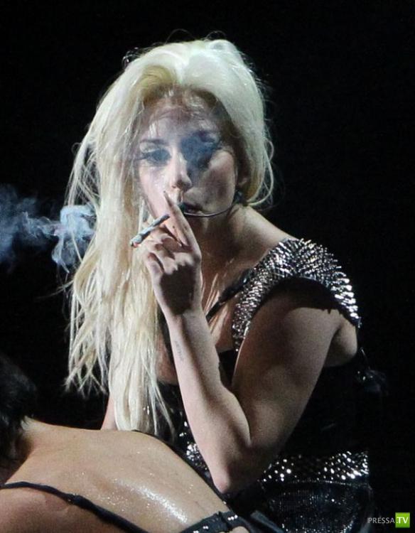 Lady Gaga сильно изменилась (5 фото)