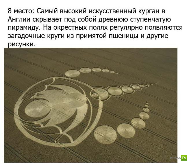 Факты, подтверждающие пребывание на Земле инопланетян (11 фото)