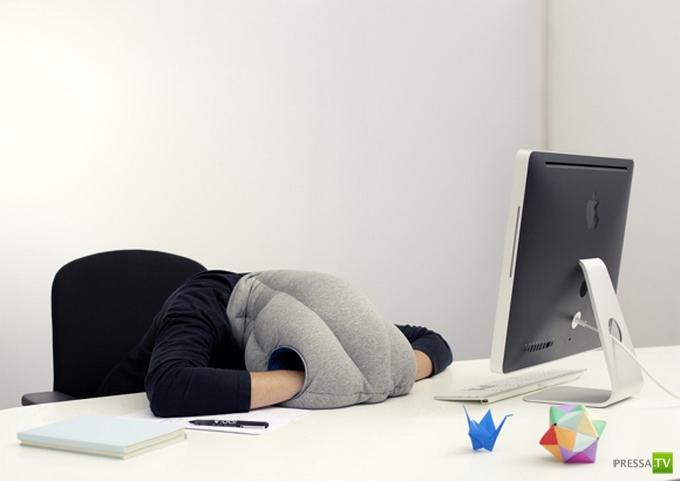 Креативная подушка на все случаи жизни (6 фото)
