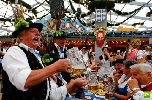 Октоберфест 2012 - праздник пива в Мюнхене (25 фото)