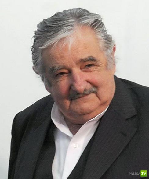 Президент Уругвая Хосе Мухика - самый бедный президент в мире (10 фото)