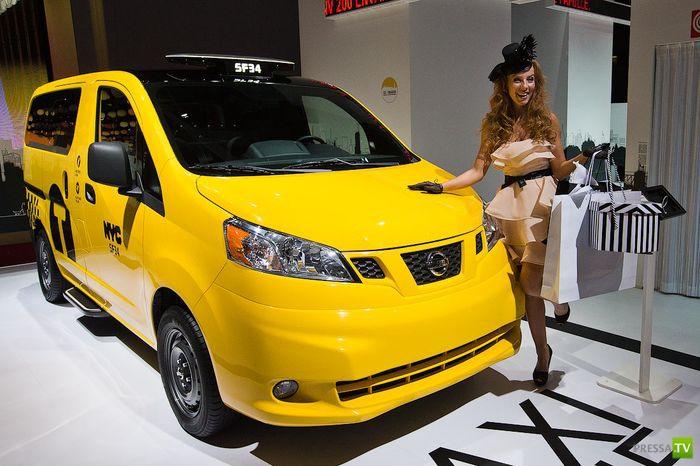 В Париже открылся автосалон Mondial de l'Automobile 2012 (30 фото)