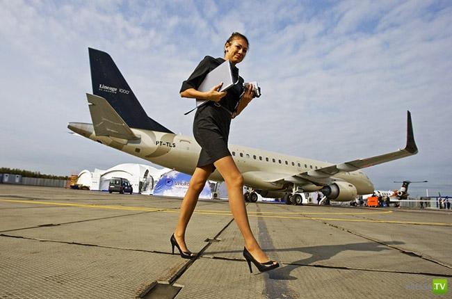 Что находится на борту самолетов для богатых? (26 фото)