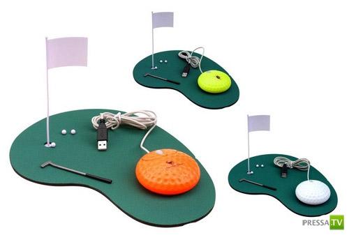 Оригинальные, забавные и удобные компьютерные мыши (41 фото)