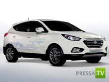 Hyundai начинает производство водородного ix35