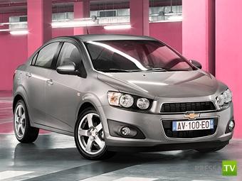 """""""ГАЗ"""" начнет собирать Chevrolet Aveo с 2013 года"""
