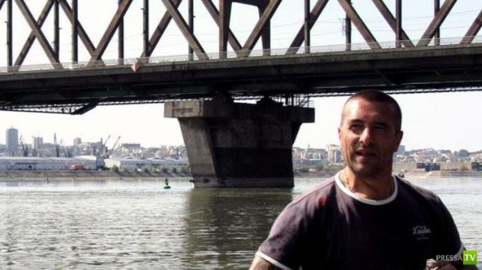 Владелец ресторана - Ренато Грбич  за 15 лет спас 25 самоубийц (4 фото)
