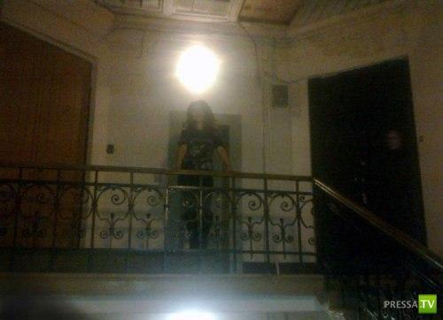 В доме, где жила Людмила Гурченко, появился ее призрак...(3 фото)