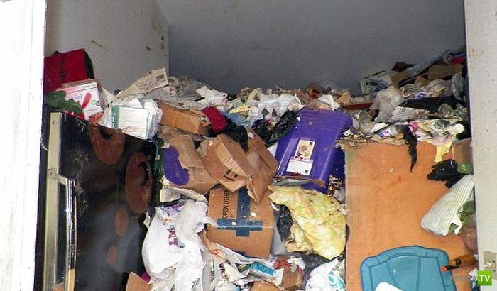 Очень грязный дом (8 фото)