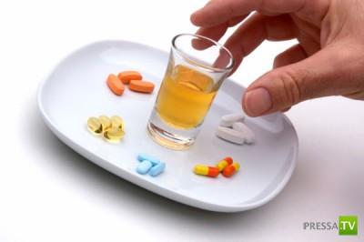 Как и чем правильно запивать лекарства ?