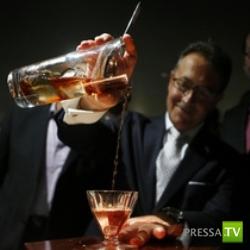 Самый дорогой коктейль в мире...