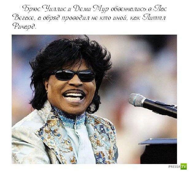 Интересные факты из биографии всемирно известных музыкантов и певцов (11 фото)