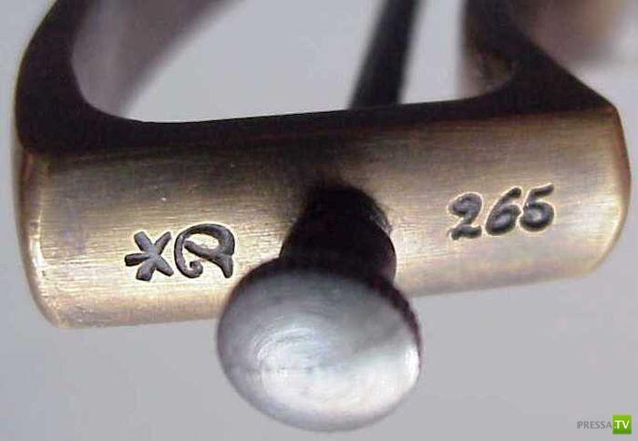 Редкое огнестрельное оружие 1879 года (12 фото)
