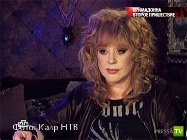 Примадонна возвращается!!! (видео)