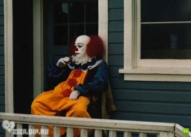 Как снимают фильмы ужасов (39 фото)