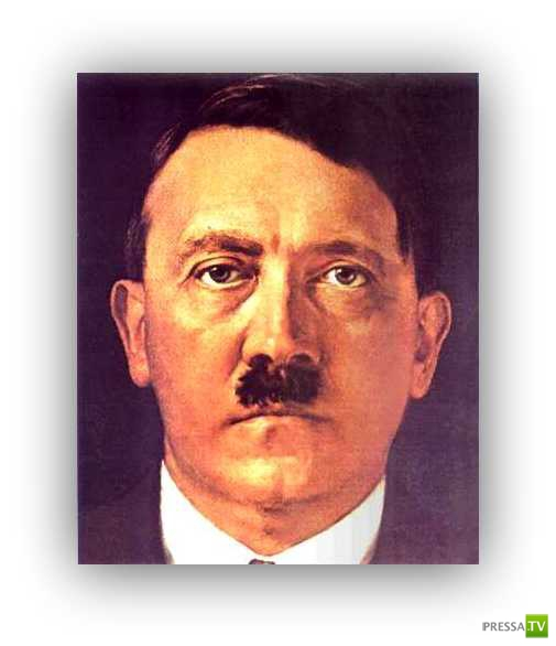Секрет усов Адольфа Гитлера...
