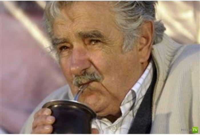 Будни беднейшего в мире президента - Президента Уругвая Хосе Мухика (11 фото)
