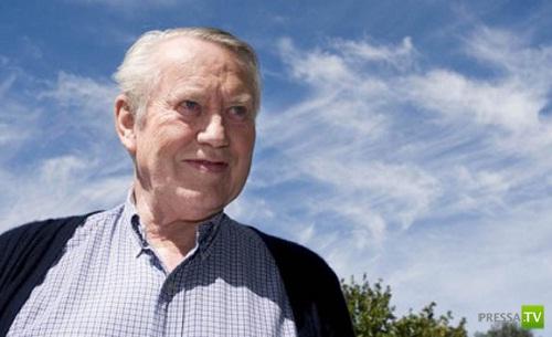 Самый щедрый человек в мире - Чак Фини (Chuck Feeney) (4 фото)