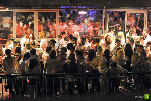"""Манчестерская вечеринка - """"Посвящение в студенты"""" (38 фото)"""