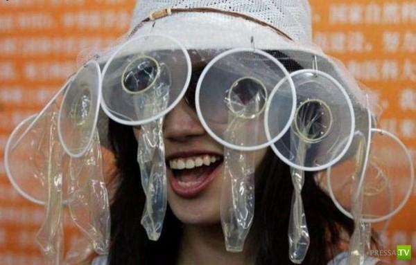 Где еще можно применять презервативы? (23 фото)